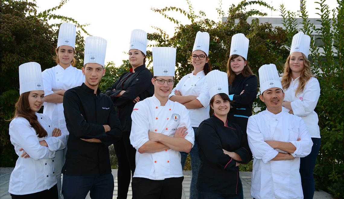 Concours 2015 du Meilleur Jeune Confiseur de Romandie et du Tessin
