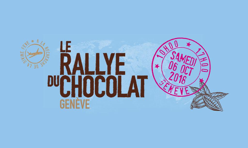 Rallye du Chocolat de Genève 2018