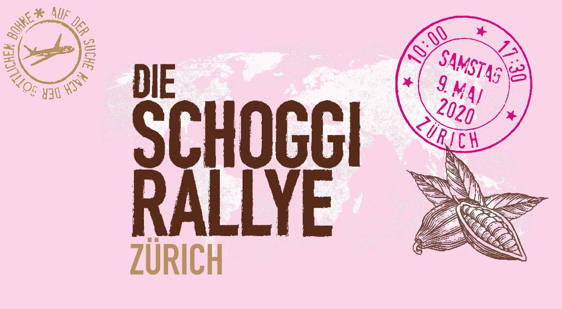 Le Rallye du Chocolat de Zurich samedi 9 mai 2020